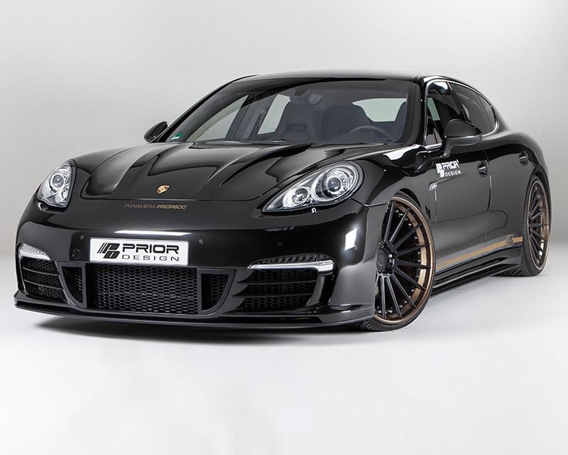 Prior Design 4260609893380 PRIOR600 Front Bumper Porsche 970 Panamera 10-17