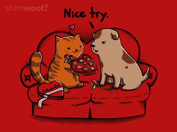 Dangerous Valentine T Shirt