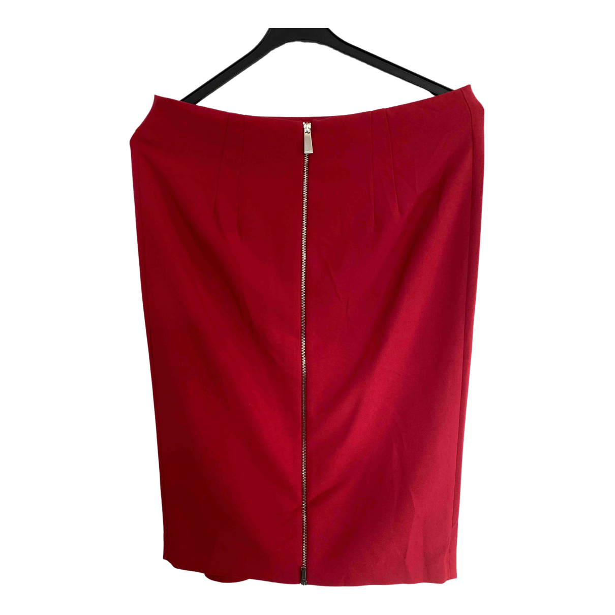 Pinko \N Red skirt for Women 44 IT