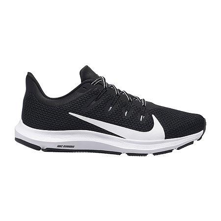 Nike Quest 2 Womens Running Shoes, 6 1/2 Medium, Black