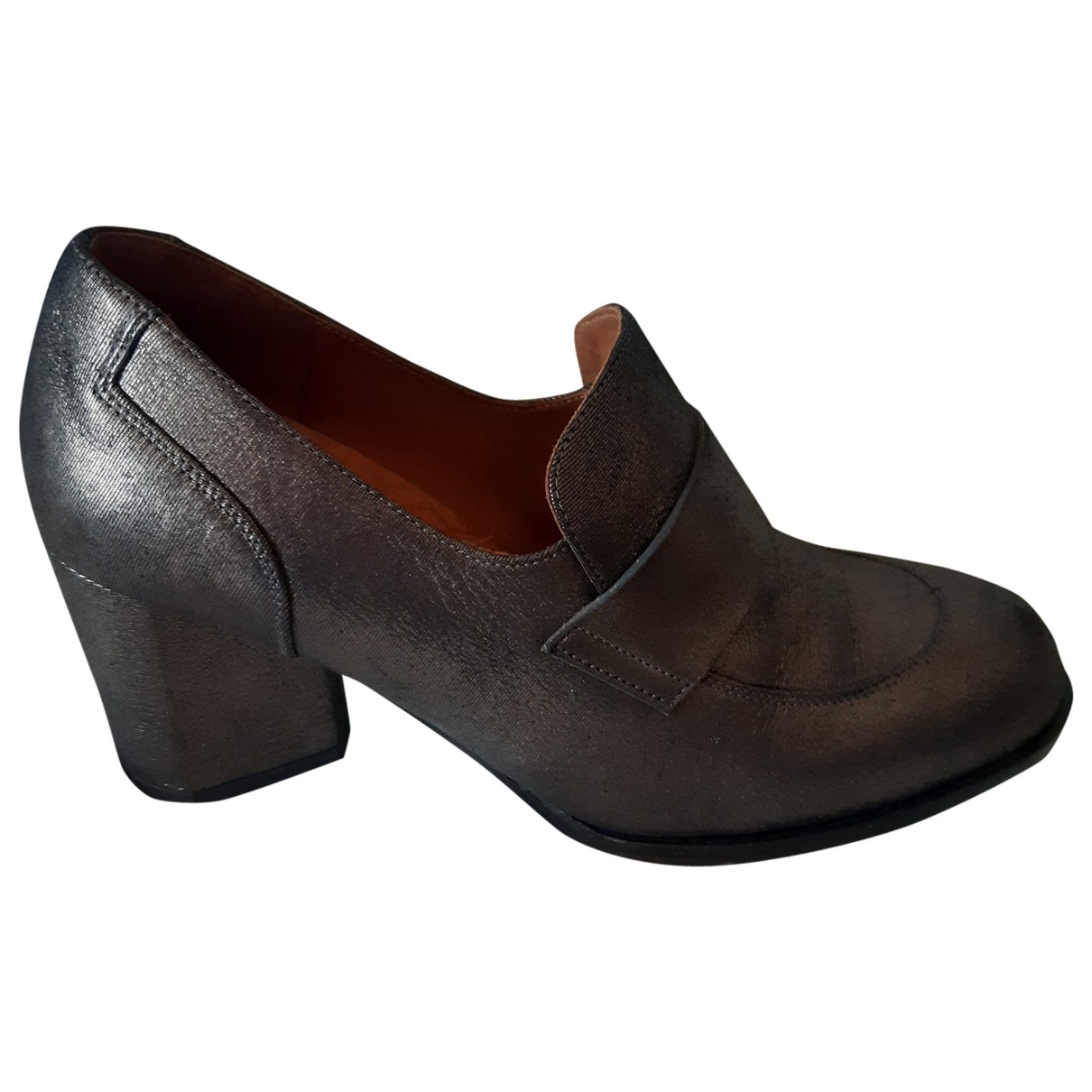Chie Mihara \N Brown Leather Heels for Women 37 EU
