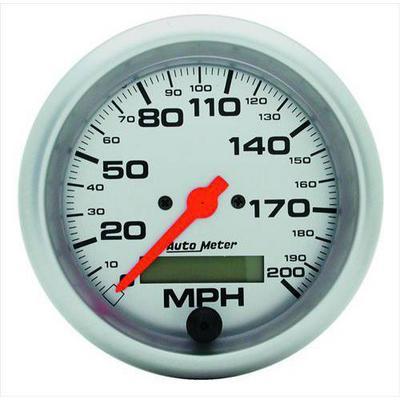 Auto Meter Ultra-Lite In-Dash Electric Speedometer - 4486