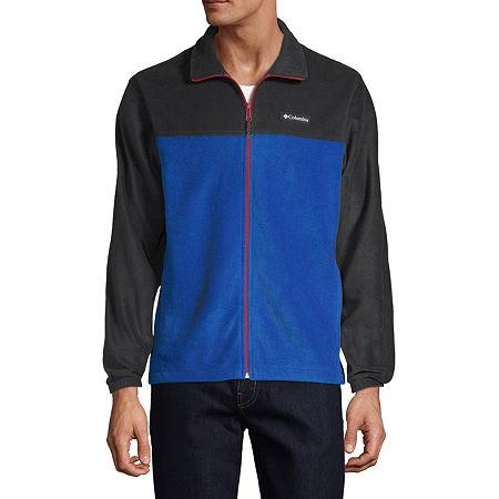 Columbia Steens Mountain Full Zip 2.0 Midweight Fleece Jacket, Medium , Black
