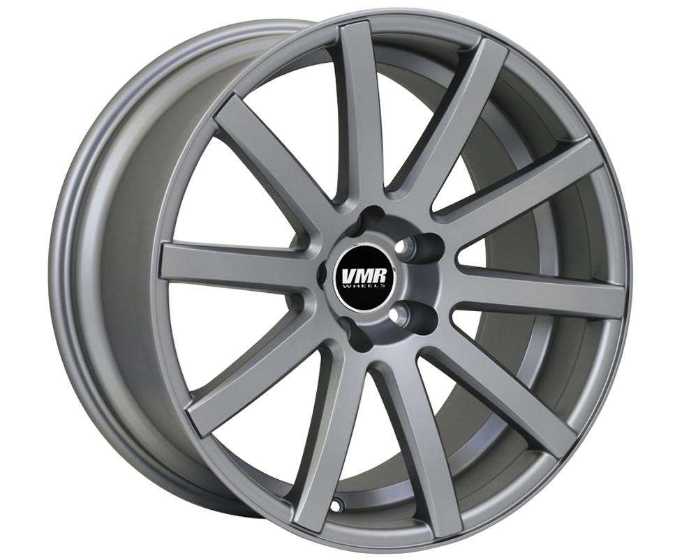 Velocity Motoring V13949 V702 Wheel Matte Gunmetal w/Brushed Face 19x8.5 5x120