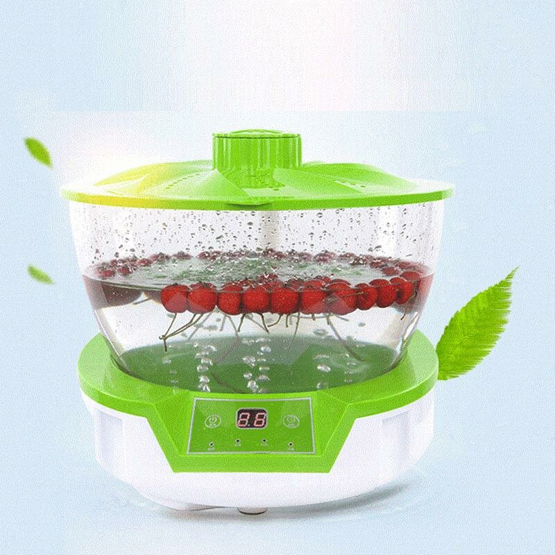Ozone Machine Vegetable Washer Water Purifier Automatic Food Disinfection Detoxification