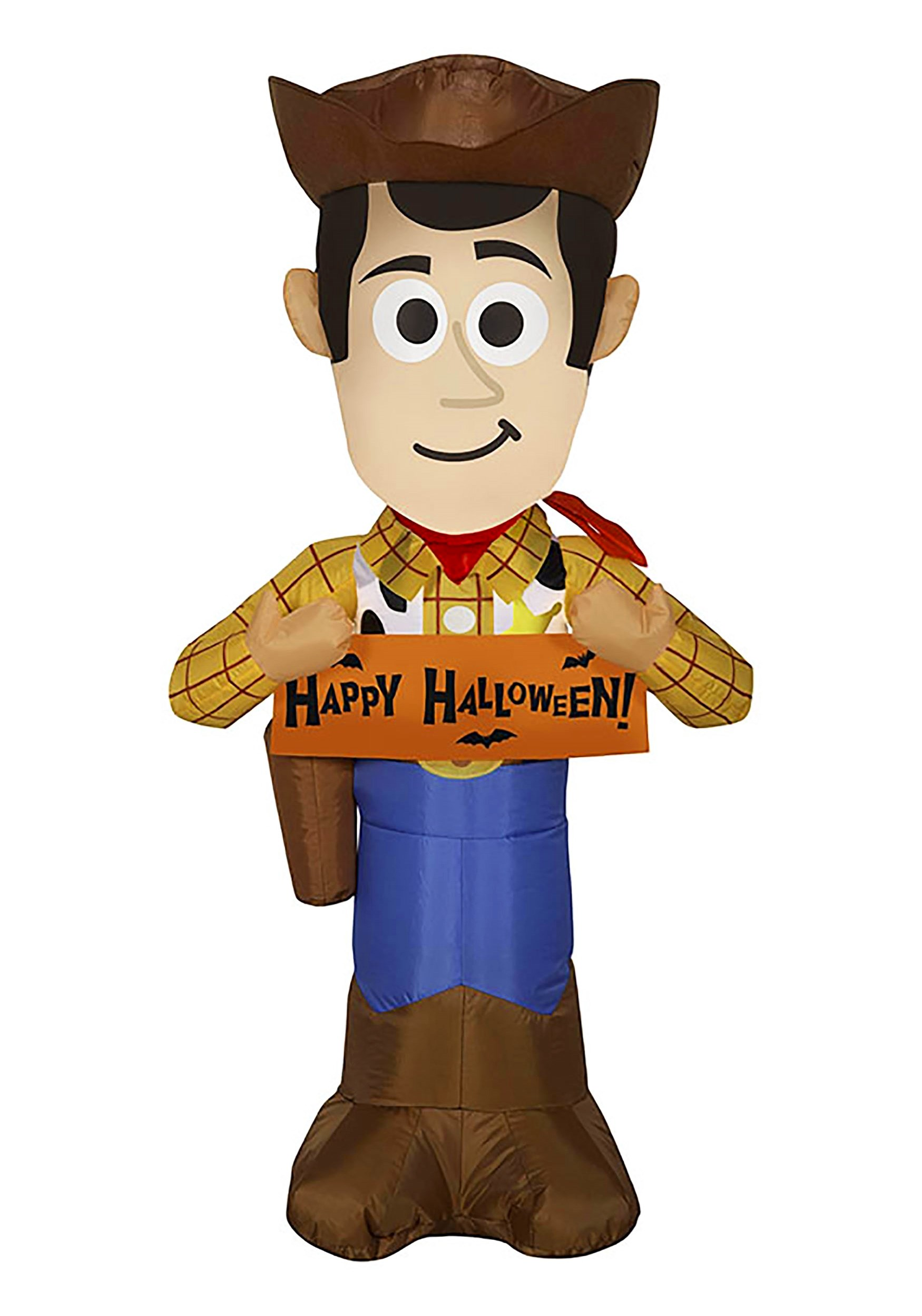 Inflatable Toy Story Woody with Banner