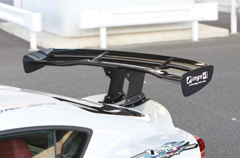 INGS Z-Power Wing Double Blade 1500MM Wet Toyota Supra A90 MK5 2020-2021