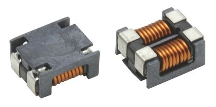 TDK , ACM-V, 70V Shielded SMD Common Mode Line Filter with a Ferrite Core, Wire-Wound 4A Idc