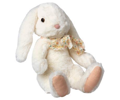 Presale Fluffy bunny Large White
