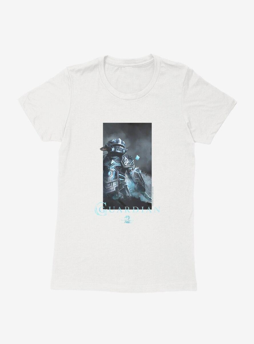 Guild Wars 2 Guardian Womens T-Shirt