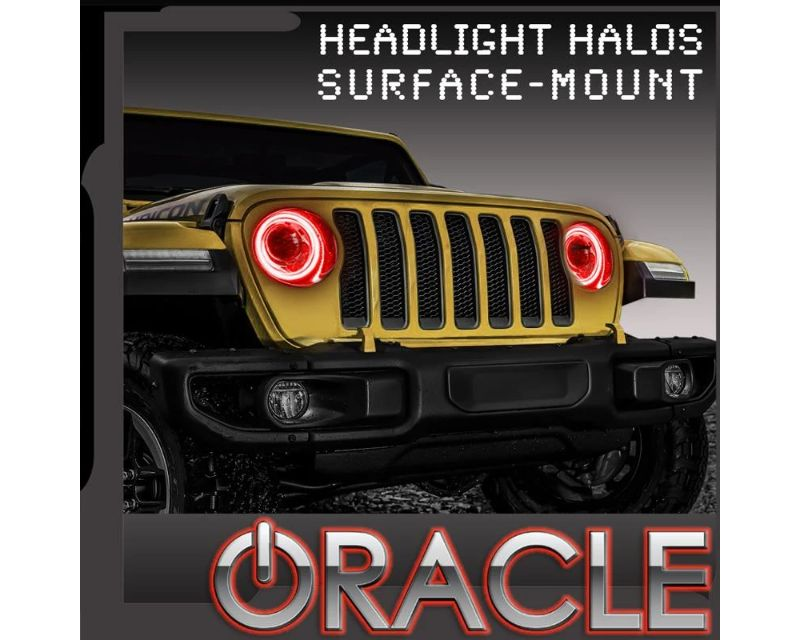 Oracle Lighting 1331-004 LED Halo Kit Green Ford Explorer Sport Trac 2008-2010