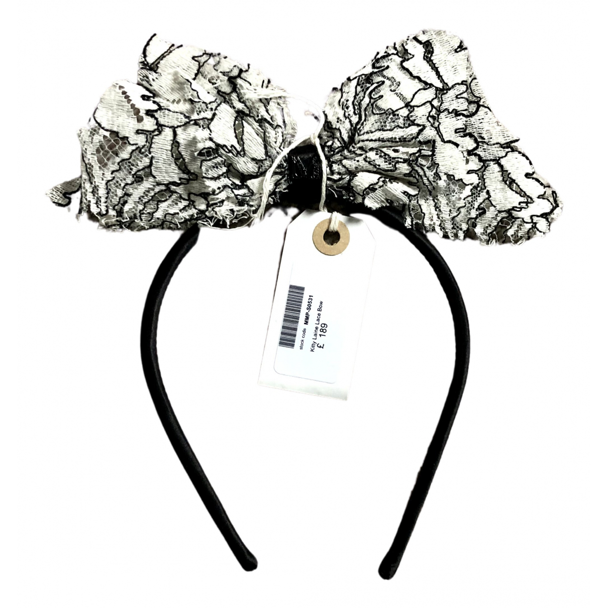 Maison Michel N Anthracite Cloth Hair accessories for Women M International