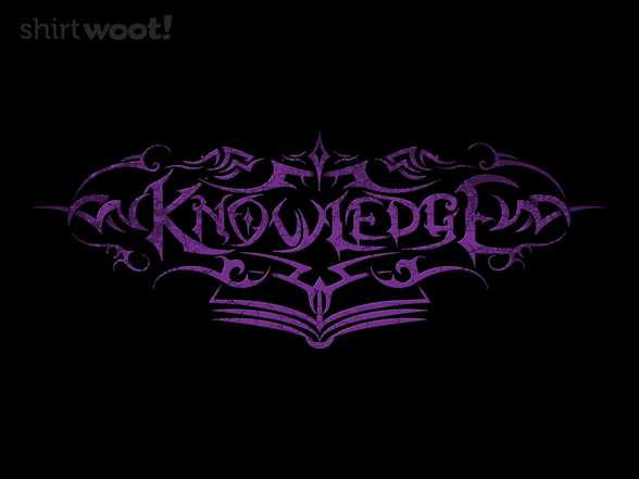 Tribal Knowledge T Shirt