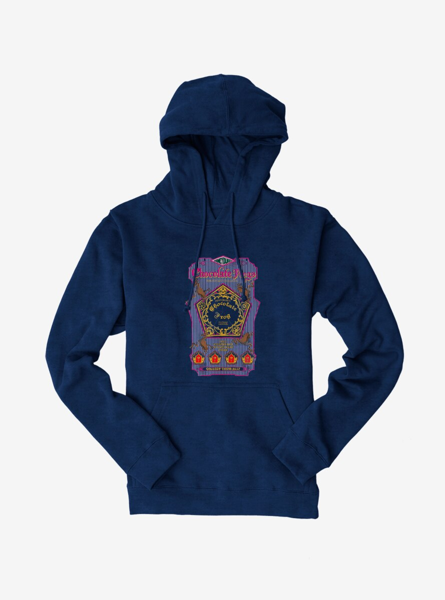 Harry Potter Chocolate Frogs Box Hoodie