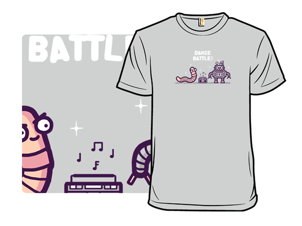 Dance Battle T Shirt