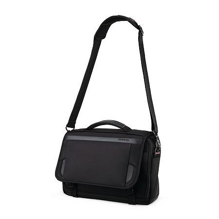 Samsonite Pro 13 Inch SlimMessenger Bag, One Size , Black