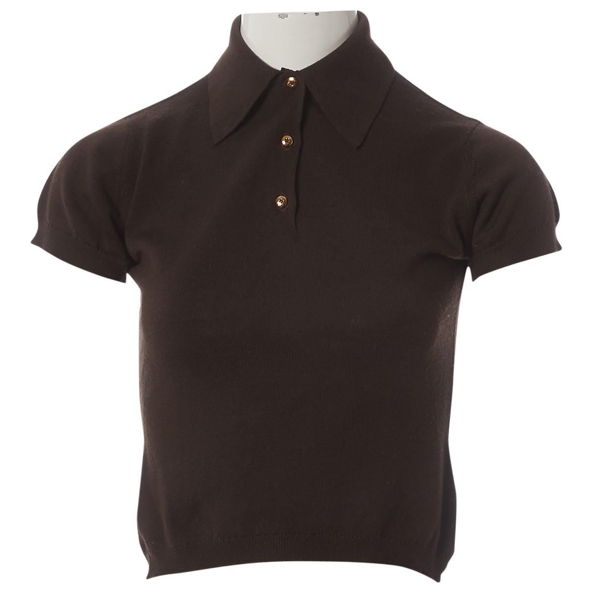 Dior \N Brown Wool Knitwear for Women S International