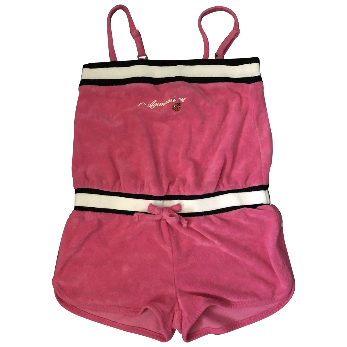 Armani Baby \N Pink Cotton Outfits for Kids 4 years - up to 102cm FR