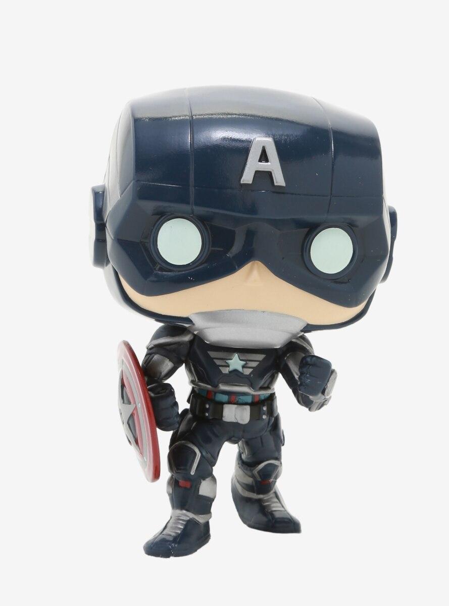 Funko Pop! Marvel Avengers Gamerverse Captain America Vinyl Bobble-Head