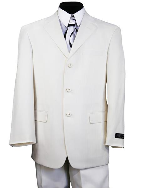 Mens chinese dragon designed White 2pc Zoot Suit