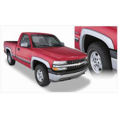 Bushwacker Chevrolet/GMC OE Style Fender Flare Set (Paintable) - 40907-02