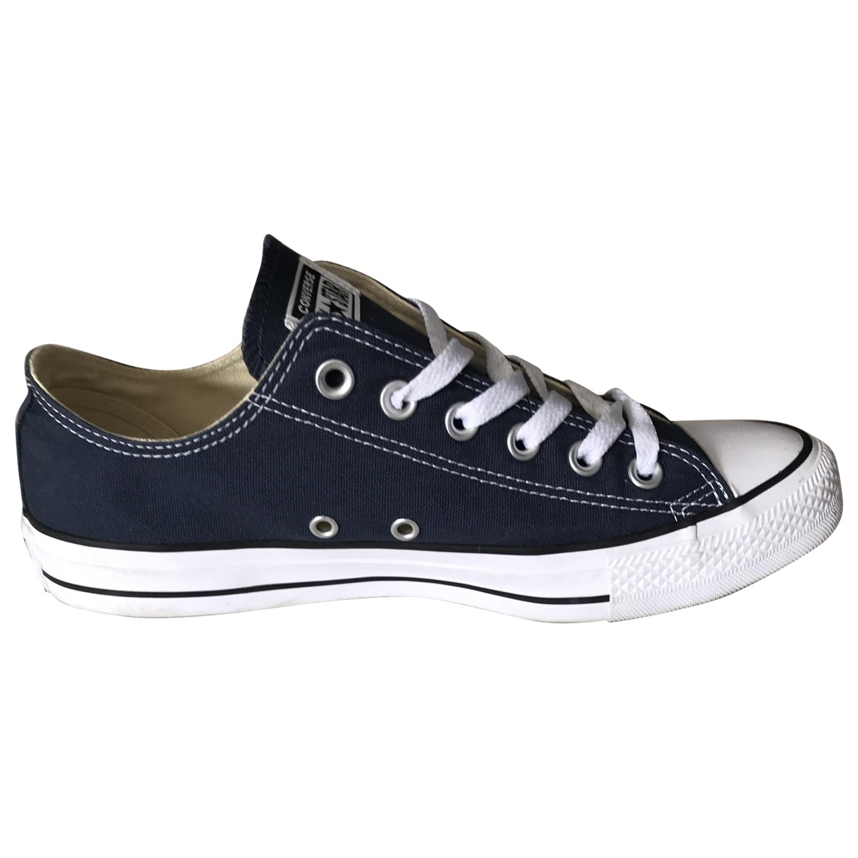 Converse \N Navy Cloth Trainers for Men 40 EU