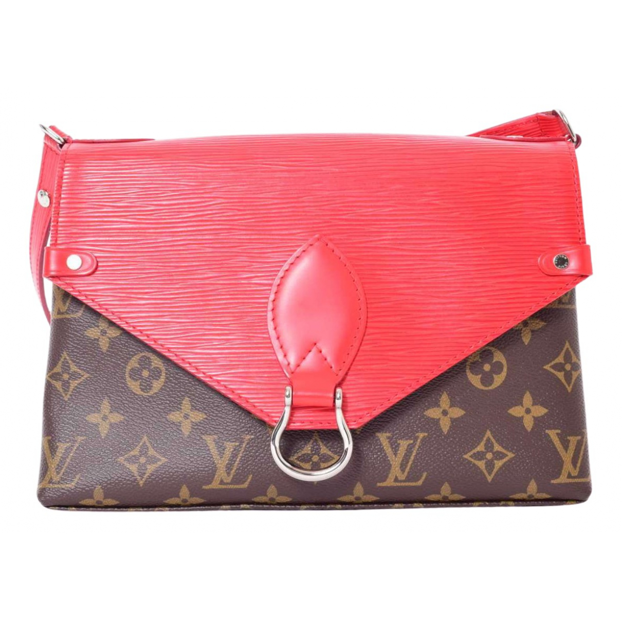 Louis Vuitton Saint Michel Multicolour Cloth handbag for Women \N