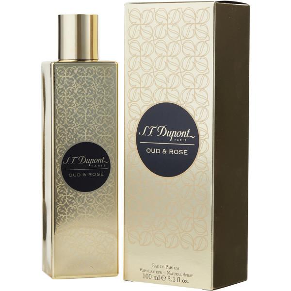 St Dupont - Oud & Rose : Eau de Parfum Spray 3.4 Oz / 100 ml