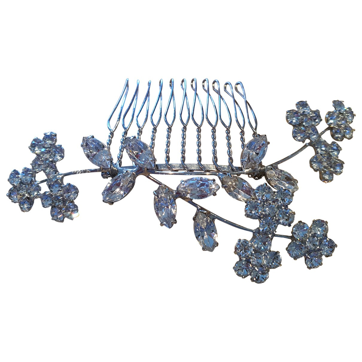 Jennifer Behr \N Silver Metal Hair accessories for Women \N