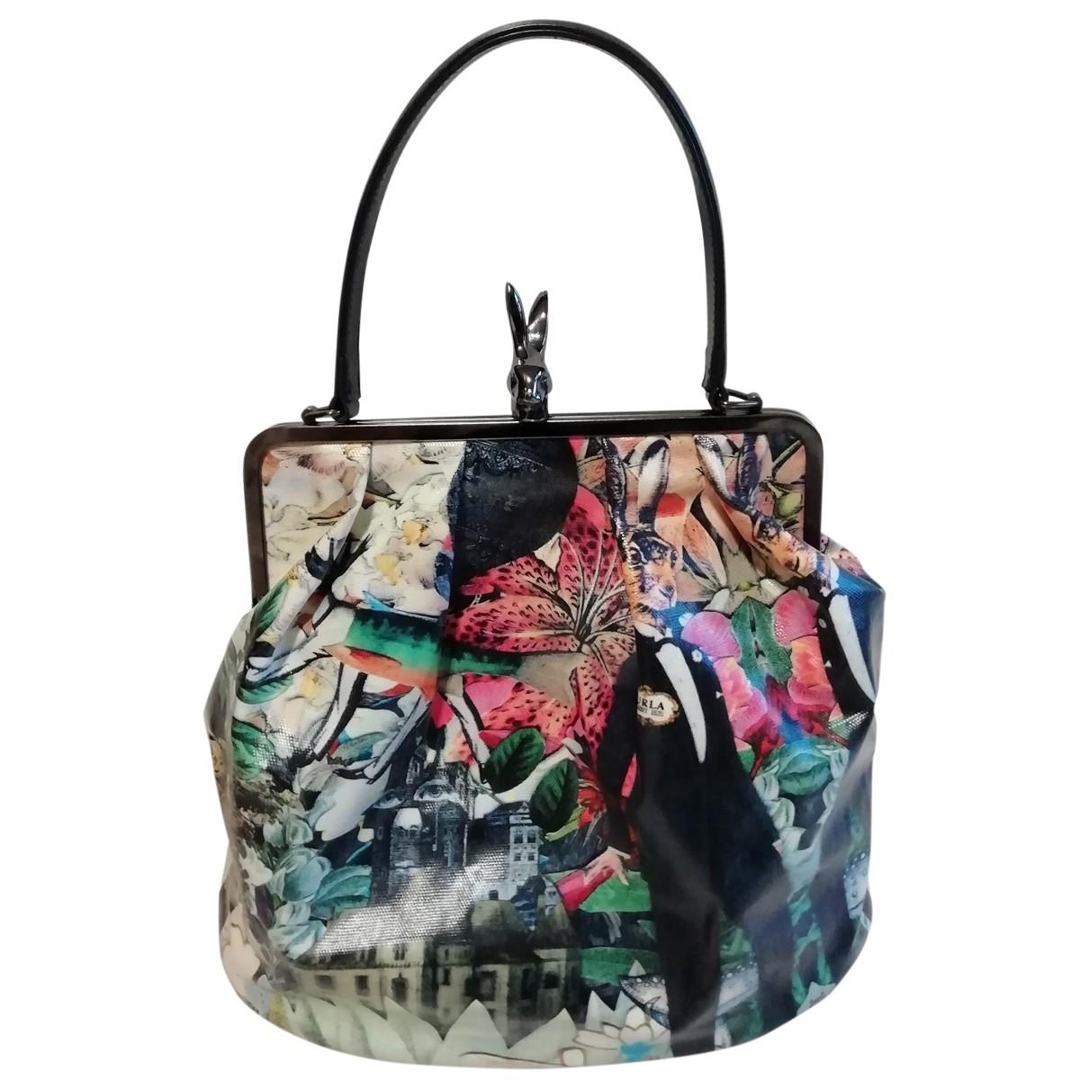 Furla \N Cloth handbag for Women \N