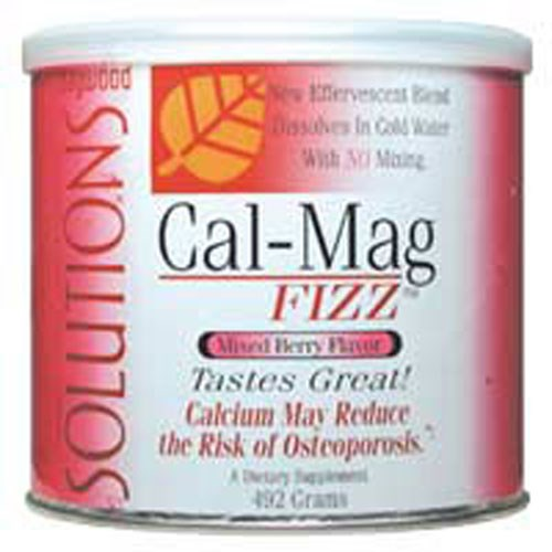 Cal-Mag Fizz 492 grams (Mixed Berry) by Baywood