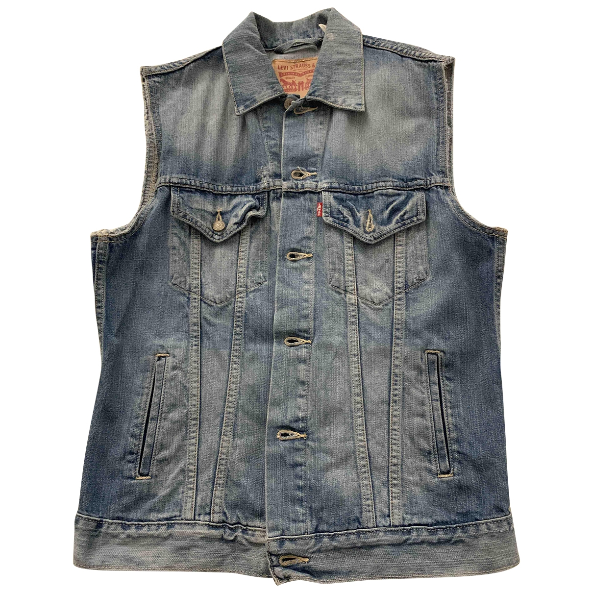 Levi's \N Blue Denim - Jeans jacket  for Men M International