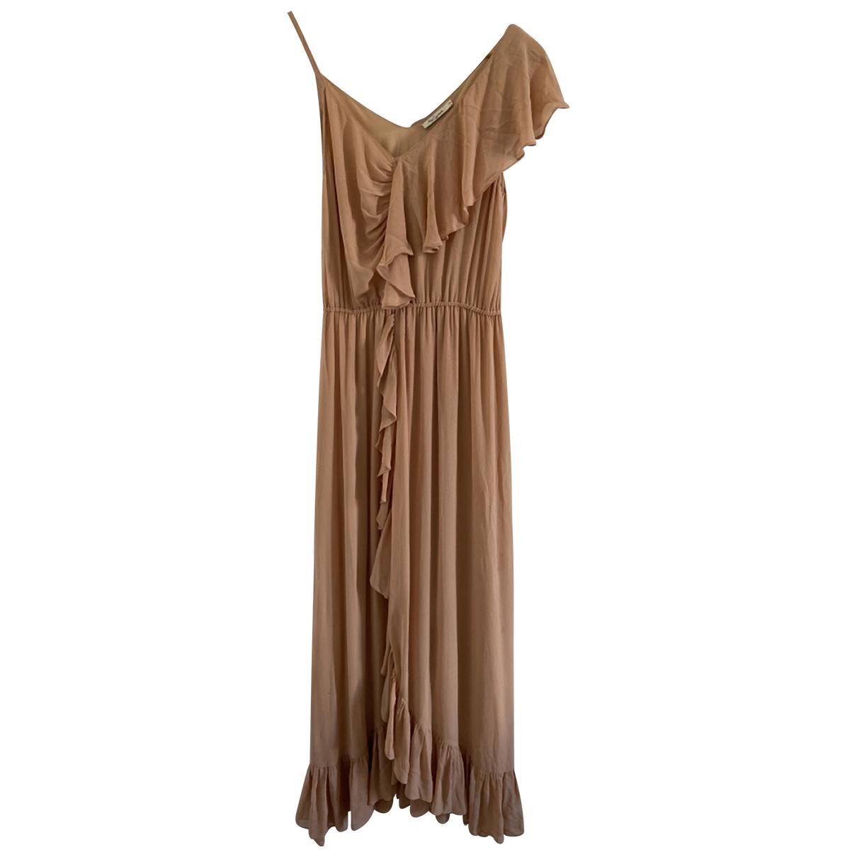 Mes Demoiselles ... \N Pink Silk dress for Women 36 FR