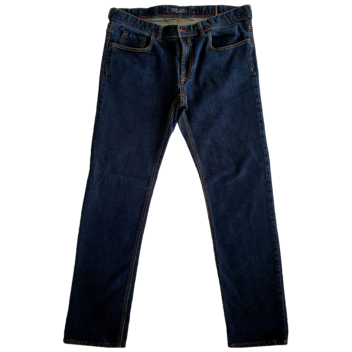 Pal Zileri \N Blue Cotton Jeans for Men 36 US