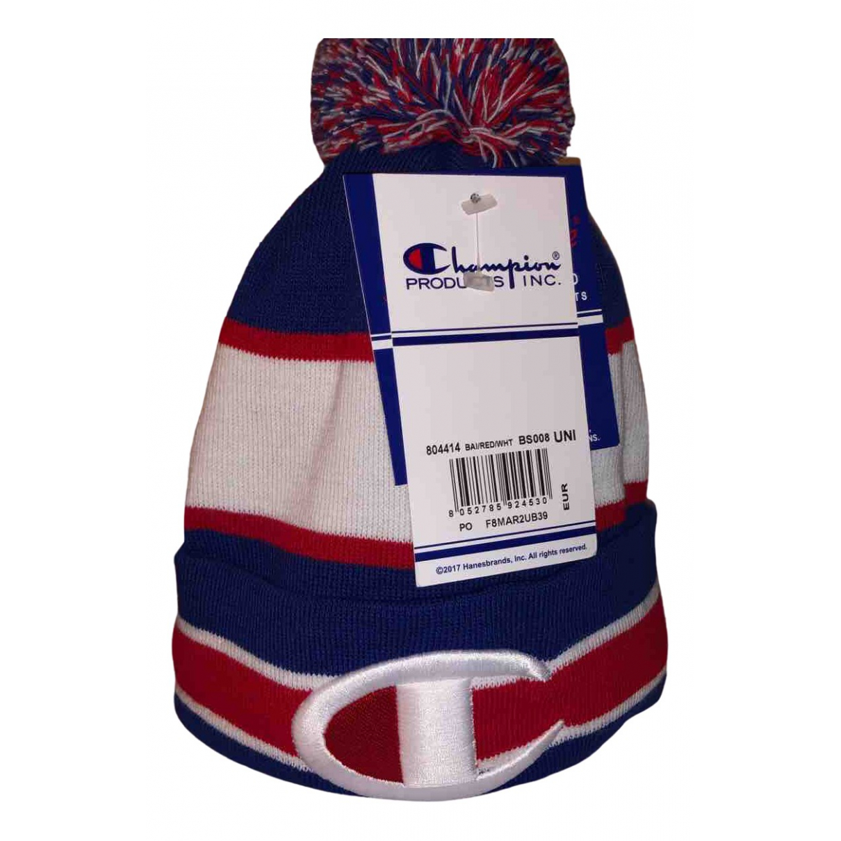 Champion \N Multicolour Cotton hat & Gloves for Kids \N