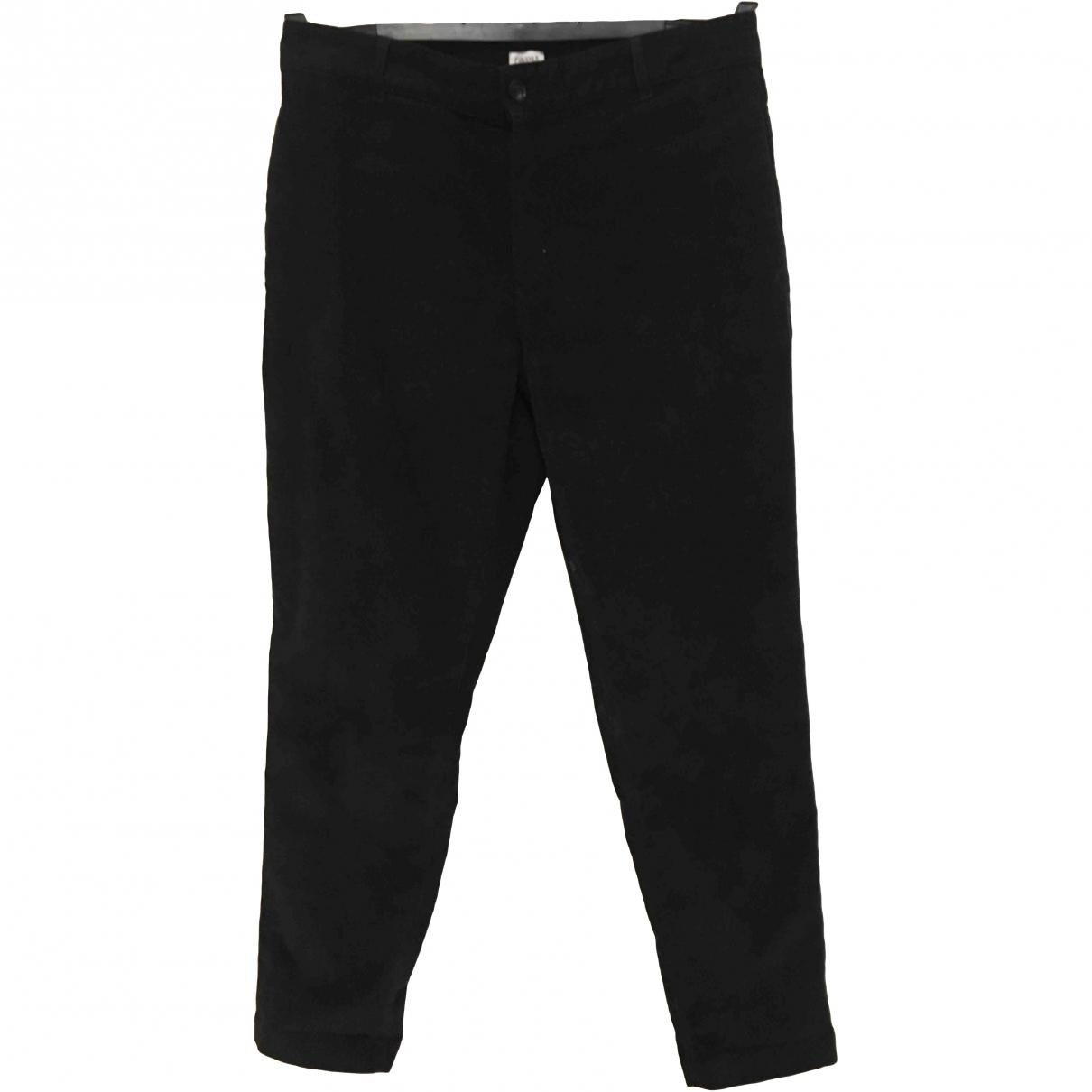 Filippa K \N Navy Cotton Trousers for Men M International
