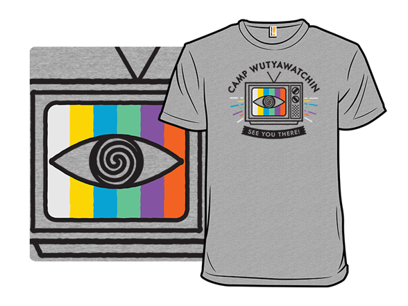 Camp Wutyawatchin T Shirt