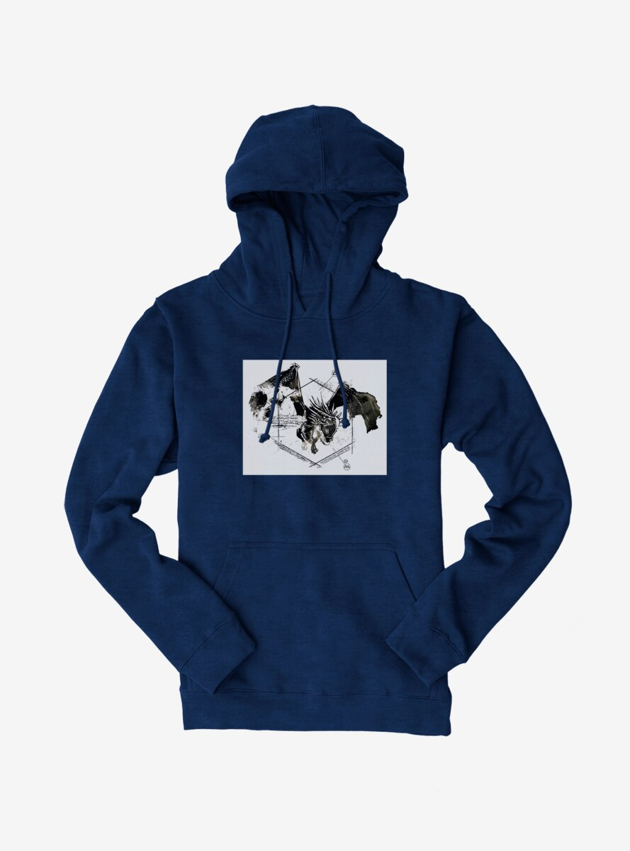 Harry Potter Hungarian Horntail Hoodie