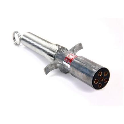 Velvac 055049 - 6 Way Plug W/Spring