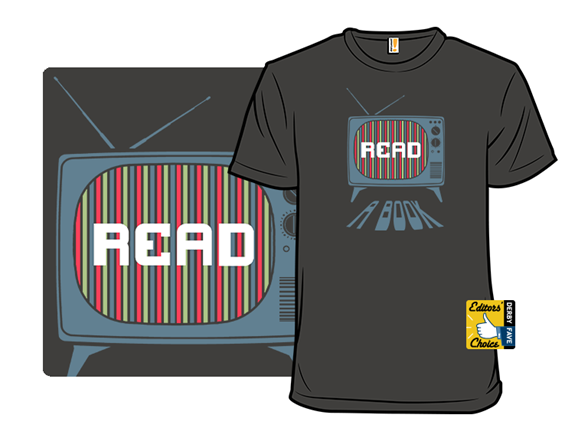 Read A Book T Shirt