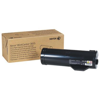 Xerox 106R02740 Original Black Toner Cartridge Extra High Yield 25900 Pages