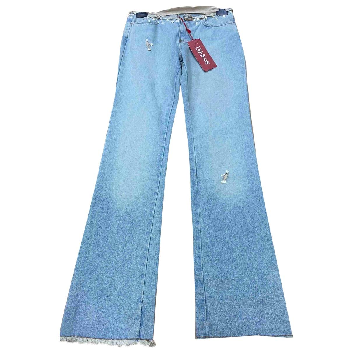 Liu.jo \N Denim - Jeans Jeans for Women 28 US