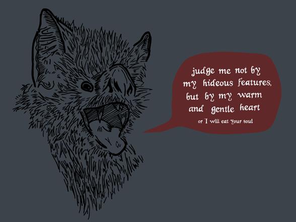 A Beast's Beseechment T Shirt