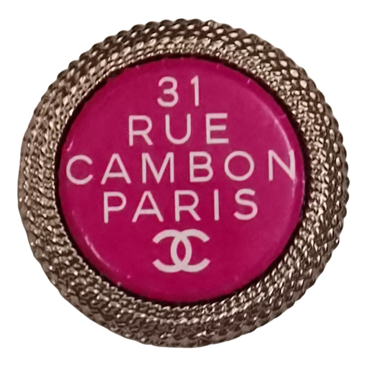 Chanel Camélia Pink Metal Pins & brooches for Women \N