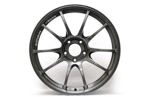 Advan RZ Wheel 18x9 5x114.3 25mm Dark Gunmetal