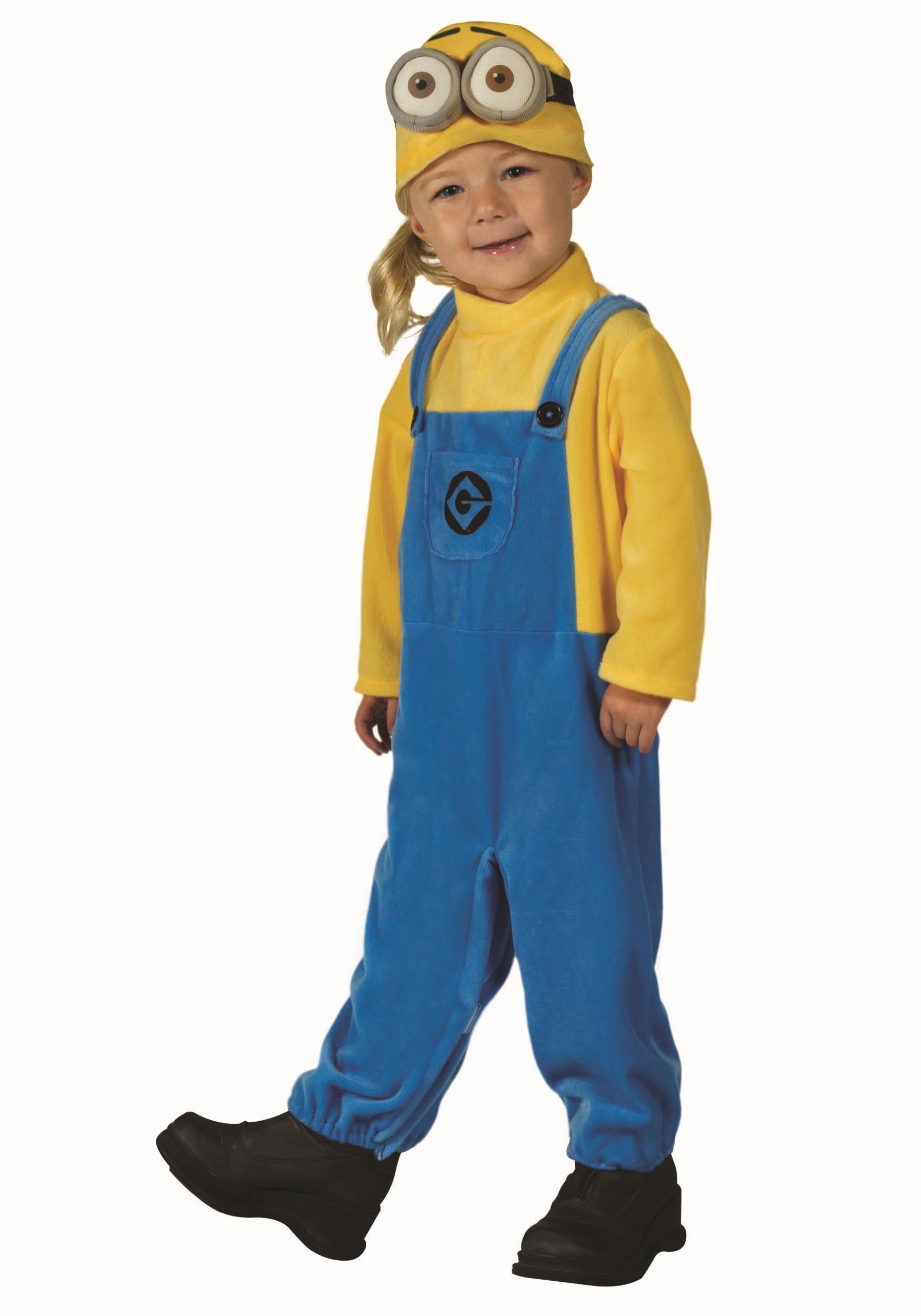 Despicable Me 3 Minion Toddler Costume