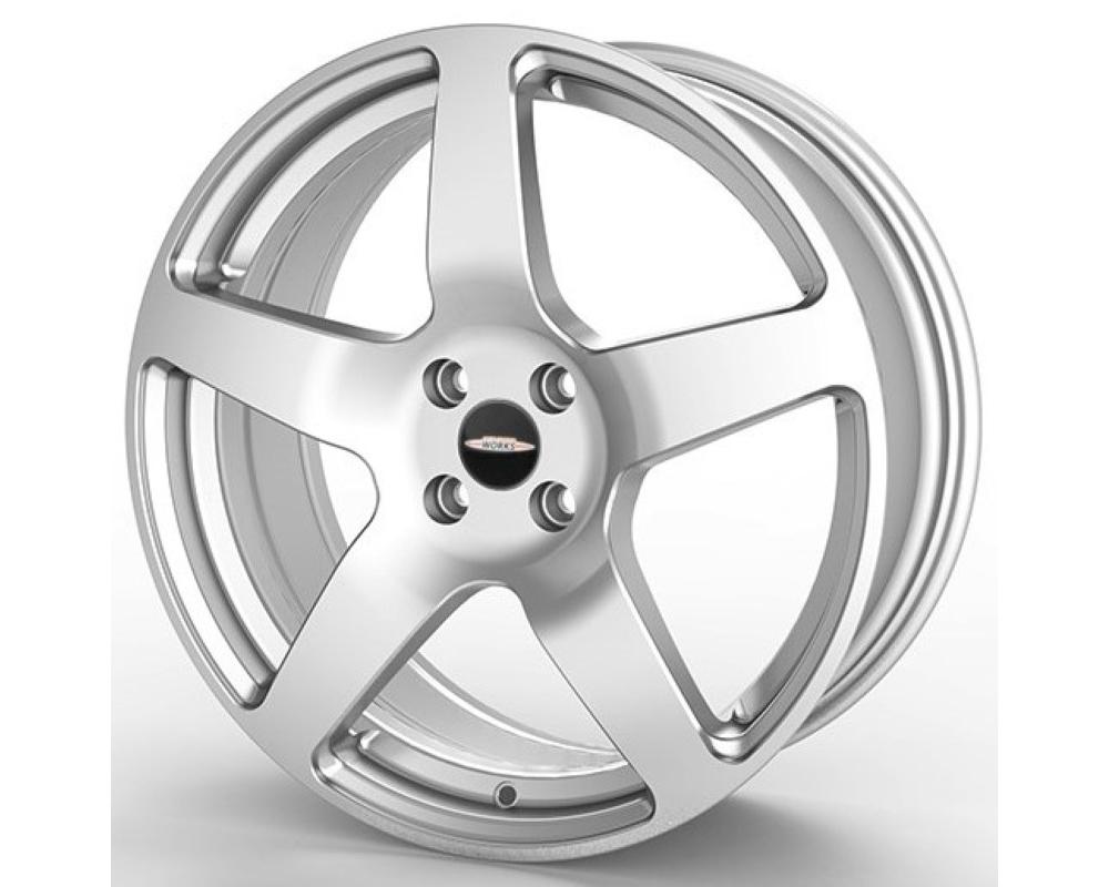 Neuspeed NM.885201S RSe52 Wheel 18x7.5 4x100 +45mm Silver