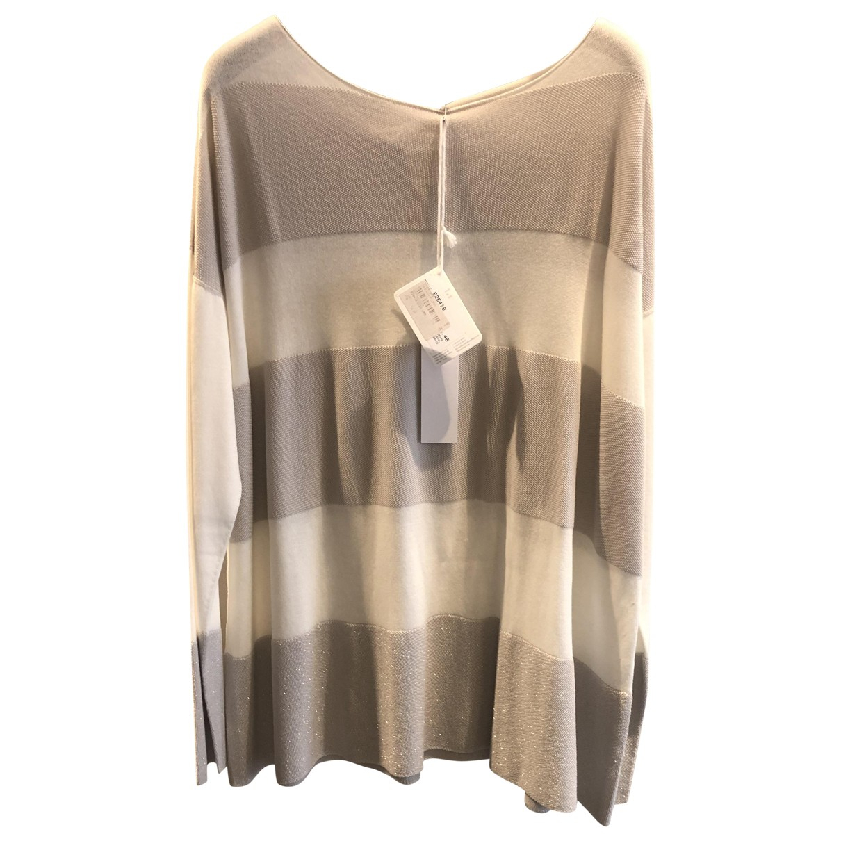 Fabiana Filippi \N Multicolour Cotton Knitwear for Women 46 IT
