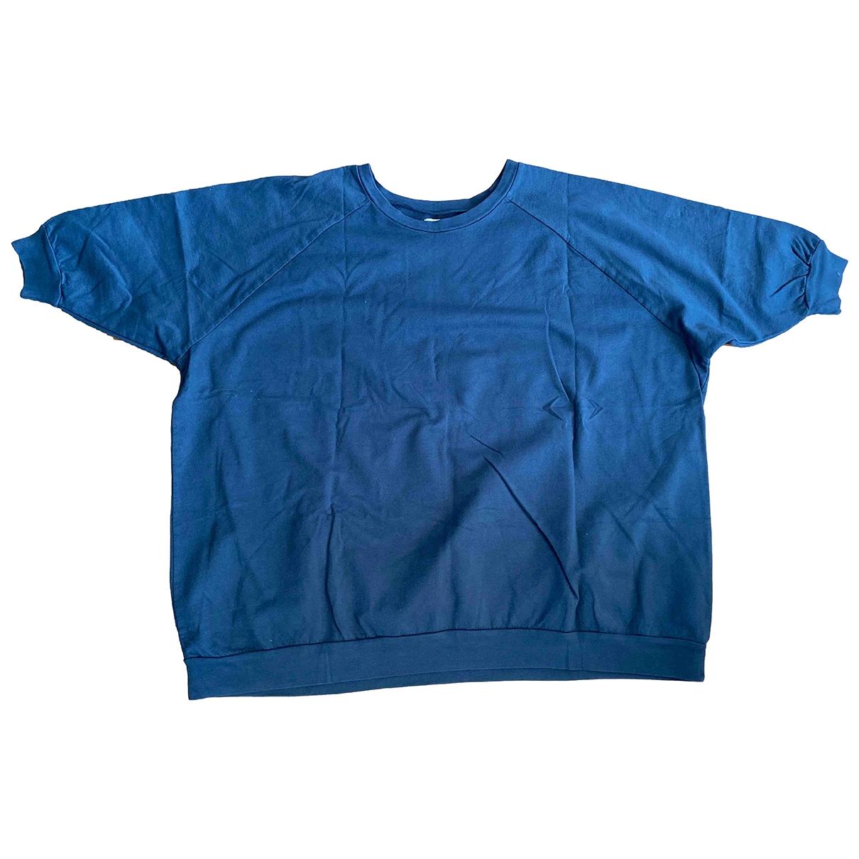 Mads Norgarrd Copenhagen \N Anthracite Cotton Knitwear for Women S International