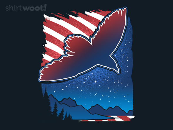 Land Of Stars And Stripes T Shirt